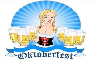 Pamiętajcie bo to już w sobotę 30 września o 19.00 Nasz Winno-Piwny Oktoberfest