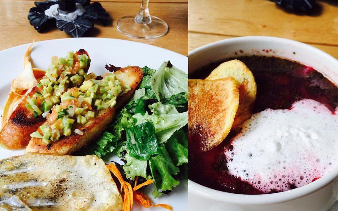 Tygodniowa oferta lunchowa lub kolacja na wynos w Winnym Garażu !